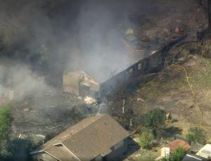 Ontario'da havai fişek dolu evde patlama: 2 ölü