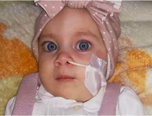 Giresunlu SMA hastası 'Güneş Bebek' hayırseverlerden yardım bekliyor