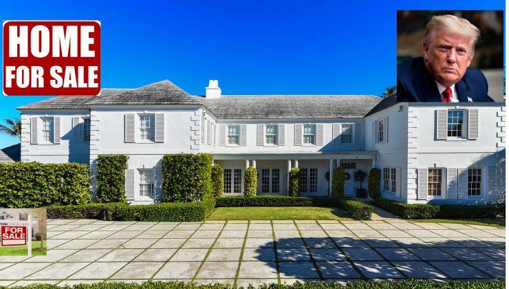 Trump'tan satılık malikane… Evini 49 milyon dolara satışa çıkardı