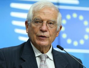 AB Yüksek Temsilcisi Borrell'den Rusya'ya mesaj