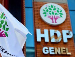 AYM, HDP'nin kapatılmasına ilişkin iddianameyi iade etti