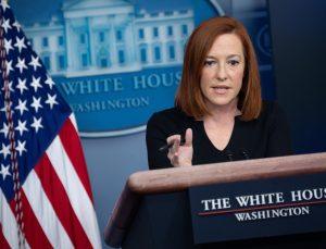 Beyaz Saray: Ukrayna'nın ittifaka katılma kararı NATO'ya kalmış