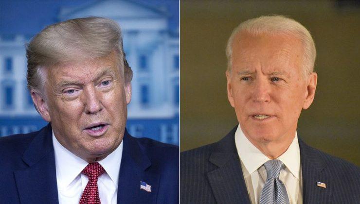 Biden'dan Trump'a suçlama: Seçim anketlerini Rusya'yla paylaştın