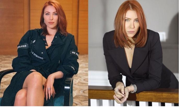 Daniella Rahme, Doğuş'un şarkısıyla video çekti
