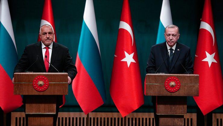 Erdoğan, Başbakan Borisov ile telefonda görüştü