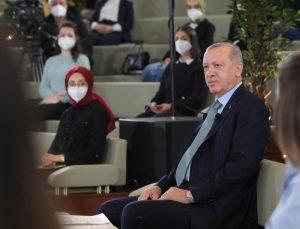 Erdoğan: Draghi'nin yaptığı tam bir densizlik ve terbiyesizlik