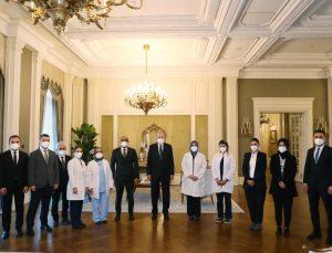 Erdoğan'dan sağlıkçılara 'Dünya Sağlık Günü' kutlaması