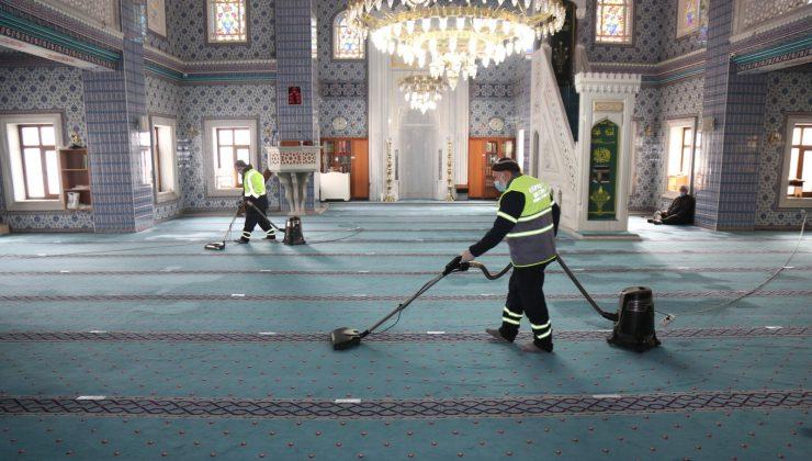 Eyüpsultan Belediyesi pandemi önlemleriyle Ramazan'a hazırlanıyor