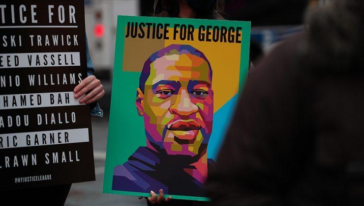 George Floyd'un öldürülmesiyle ilgili 4 polisin yargılanmasına devam edildi