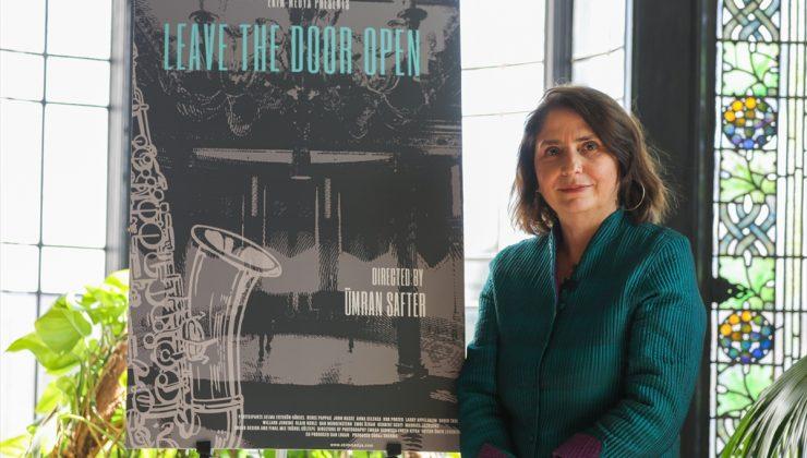 """""""Kapıyı Açık Bırak"""" belgeselinin dünya prömiyeri Washington'da yapıldı"""