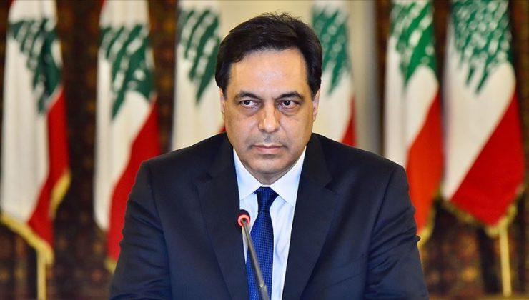 """Lübnan Başbakanı Diyab: """"Lübnan, tam bir çöküşün eşiğinde"""""""
