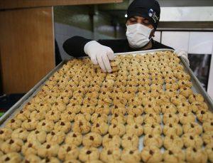 'Malatya kurabiyesi' ramazanda da damakları tatlandırıyor