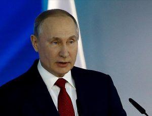 Vladimir Putin'den, Ukrayna Cumhurbaşkanı Zelenskiy'nin çağrısına yanıt