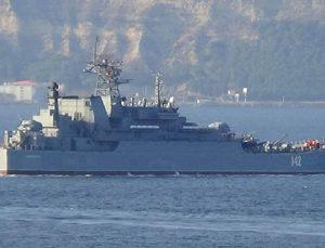 Rusya, 15 savaş gemisini Karadeniz'e indirdiğini açıkladı
