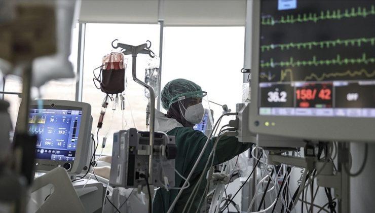 Ağır hasta sayısında artış sürüyor