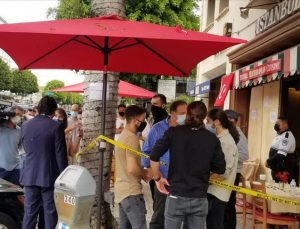 Türk restoranına saldıran Ermeni asıllı iki Amerikalıya dava açıldı
