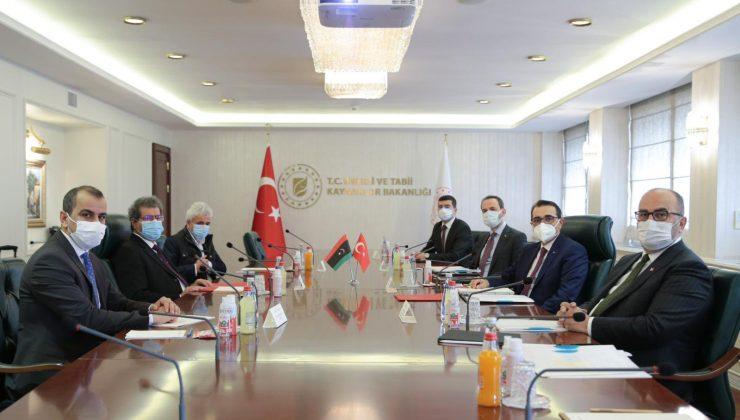 Türkiye ile Libya'dan ortak doğal gaz ve petrol kararı