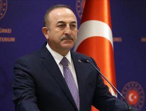 Bakan Dendias'ın suçlamalarına Mevlüt Çavuşoğlu'ndan sert çıkış