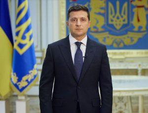 Ukrayna Devlet Başkanı Zelenskiy'den vatandaşlarına 'Türkiye' çağrısı