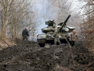 Ukrayna'dan Rusya'ya çağrı: Askeri birliklerini sınırdan çek
