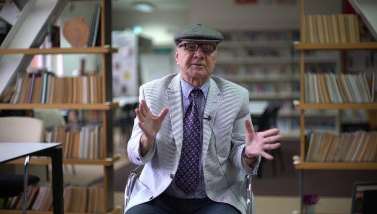 Yazar Osman Şahin, ABD'de bir dergiye kapak oldu