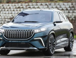 Yerli otomobil TOGG'a dünyanın en prestijli tasarım ödülü