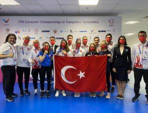 Elif Çolak ve Sıla Karakuş, gümüş madalya kazandı