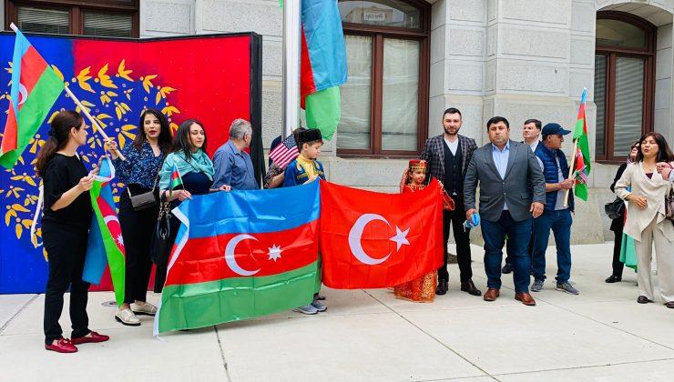 ABD'de Azerbaycan Cumhuriyeti'nin 103. kuruluş yıldönümü kutlandı