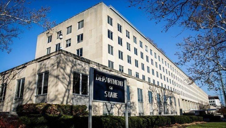 ABD'nin Dışişleri Sözcü Yardımcısı Porter: Kudüs'teki olaylardan endişe duyuyoruz