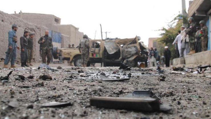 Afganistan'da patlama meydana geldi: 21 yaralı