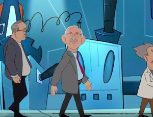 AK Parti'den CHP'ye animasyonlu gönderme