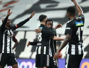 Beşiktaş şov yaptı: 7-0