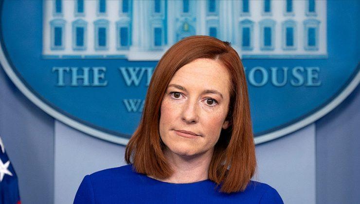 Beyaz Saray'dan İran açıklaması: Yaptırımları kaldırmaya hazır oluruz
