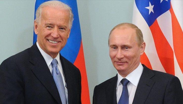 Biden: Haziran ayında Putin ile görüşeceğiz