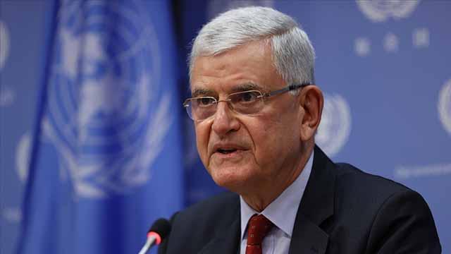 BM Genel Kurul Başkanı Bozkır'dan İsrail'e ibadet yerlerine saygı çağrısı
