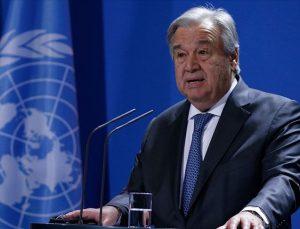 BM'den G7 ülkelerine iklim finansmanlarını artırma çağrısı