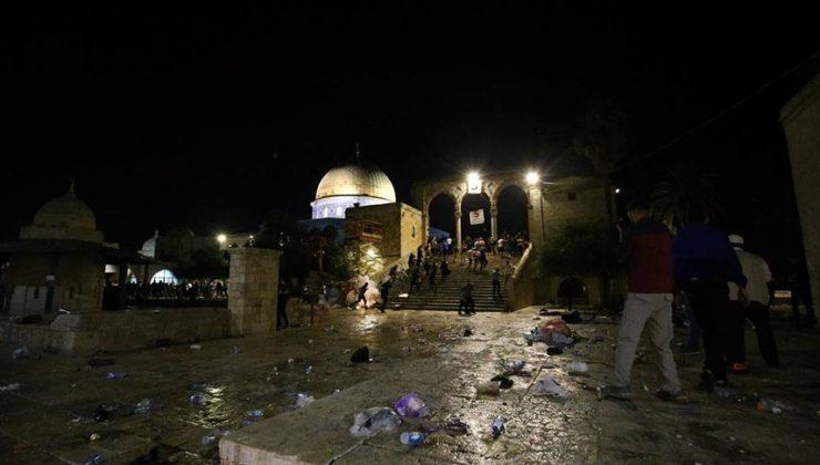 Dışişleri Bakanlığı: İsrail, provokatif ve saldırgan tutumuna bir an evvel son vermeli