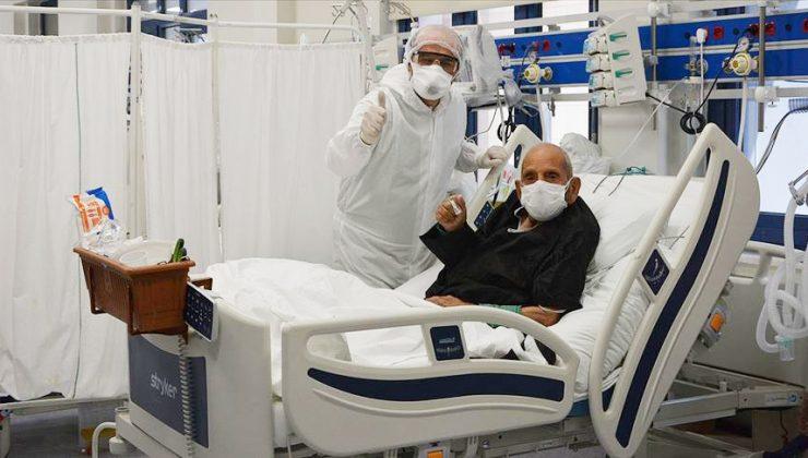 Dünya genelinde Kovid-19'dan iyileşenlerin sayısı 130 milyonu geçti