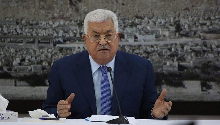 Filistin Devlet Başkanı Abbas, saldırılar nedeniyle bayram kutlamalarını iptal etti