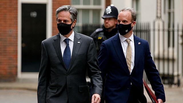 G7 ülkeleri Londra'da bir araya geliyor