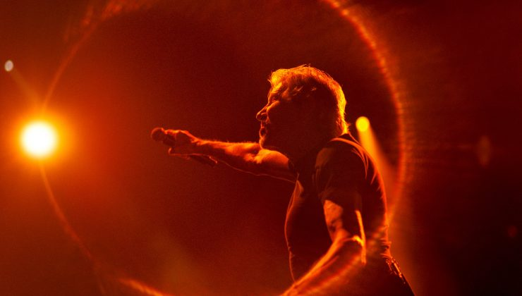 Pink Floyd'un solisti Waters, Mescid-i Aksa baskını nedeniyle İsrail'e tepki gösterdi