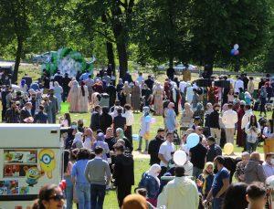 New Jersey'de Ramazan Bayramı heyecanı