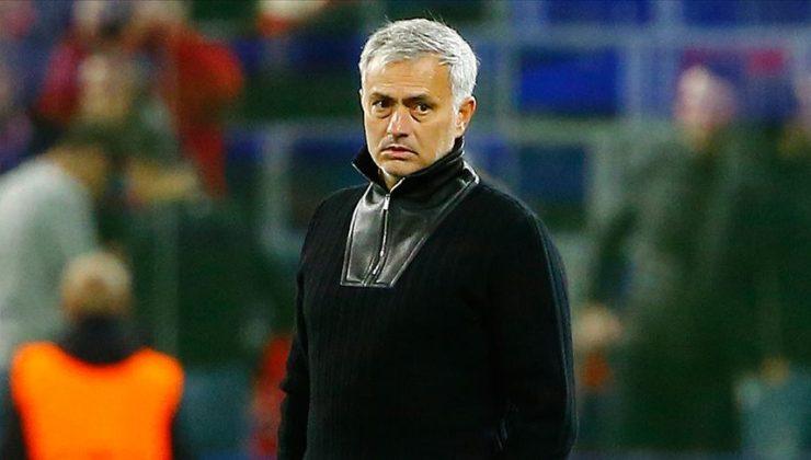 Roma, Jose Mourinho'yu açıkladı