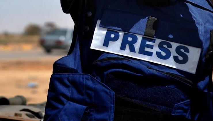 Suriye'deki iç savaşta 709 medya çalışanı öldürüldü