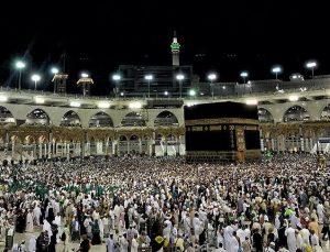 Suudi Arabistan, ülke dışından gelenlere Hac ibadetini yasaklayabilir