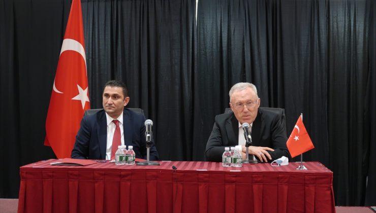 Büyükelçi Mercan ve Başkonsolos Özgür bugün Rochestar'da…