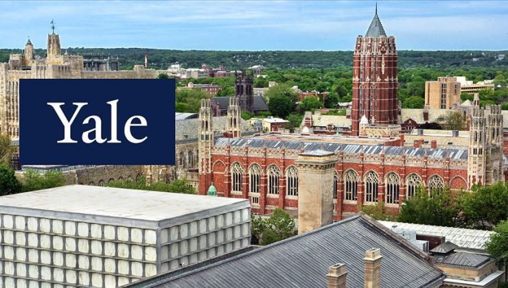 Yale Üniversitesi'ndeki öğrenci başkanlığında ilk kez bir Müslüman