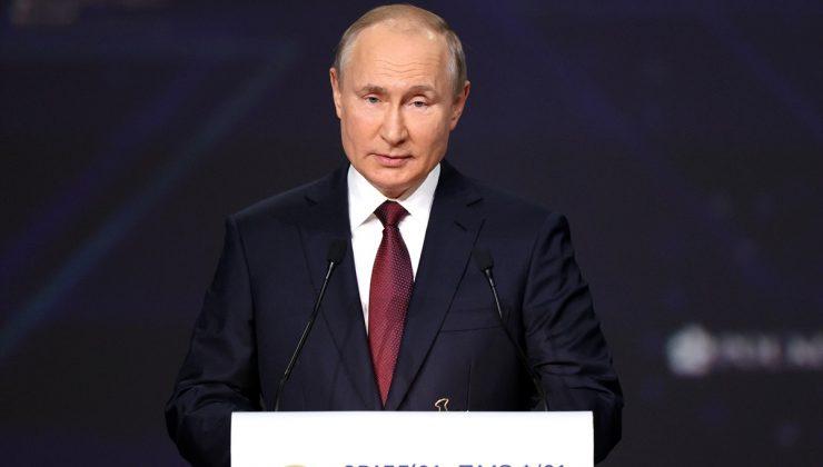 Putin: Amerikan füzeleri Moskova'ya 7 dakikada düşer