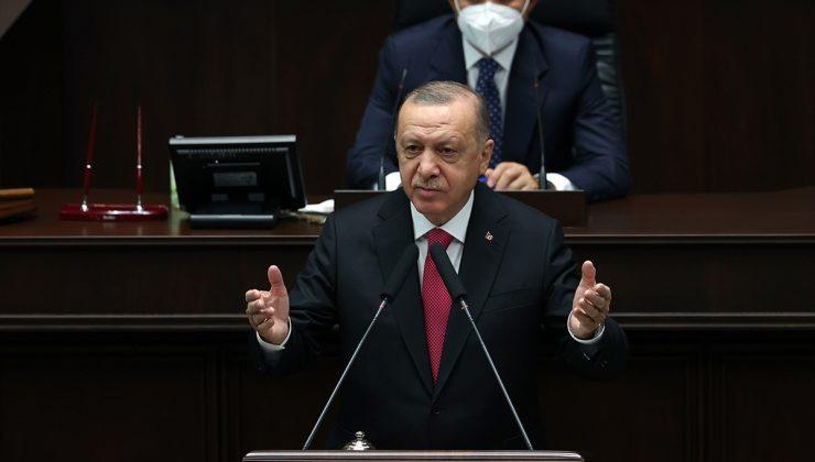 Erdoğan: Kılıçdaroğlu suç örgütlerine bel bağladı