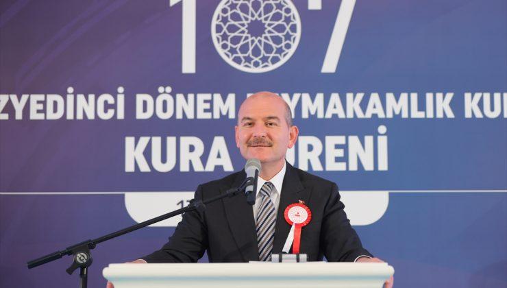 Süleyman Soylu: 2021'de 165 milyar liralık uyuşturucu ele geçirildi